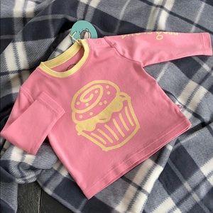 LIG Cupcake Infant Top (NWT)